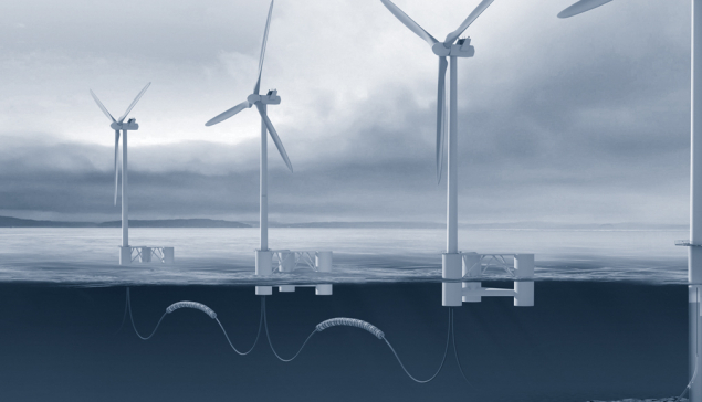 Floating wind to drive almost 10-fold increase in offshore capacity