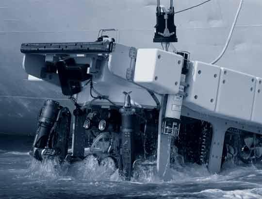 Balmoral ROV buoyancy featuring aerospace bonding won't let you down