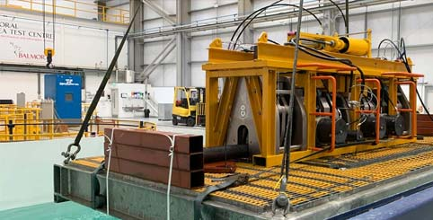 New decommissioning cutting tool passes tests
