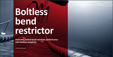 BOLTLESS BEND RESTRICTOR BROCHURE