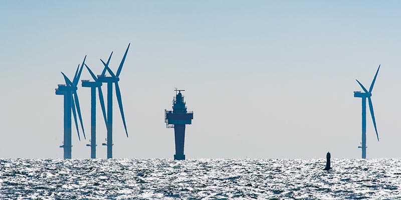 Floating offshore wind solutions