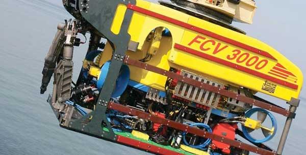 ROV / AUV buoyancy